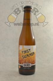 Baros Bier - First Summer