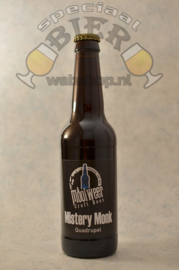 MooiWeer Craft Beer - Mystery Monk