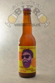 Terwijde Bierclub - Terror Tripel