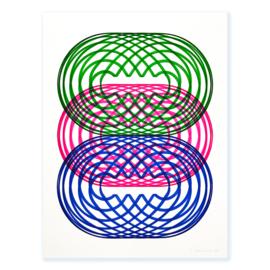 I2 + G5 ║ Blauw, Roze & Groen Nr. 5