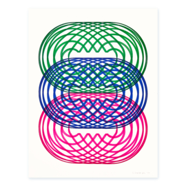 I2 + G5 ║ Blauw, Roze & Groen Nr. 3