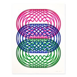 I2 + G5 ║ Blauw, Roze & Groen Nr. 4