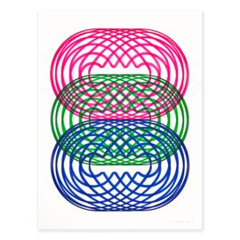 I2 + G5 ║ Blauw, Roze & Groen Nr. 2