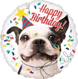 Happy birthday hond 18''