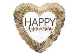 Happy anniversary goud ECO 18''