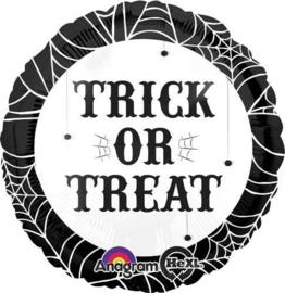 Trick or treat boo 18''