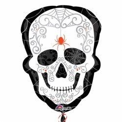 Skull 24''