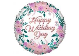 Happy wedding day ECO 18''