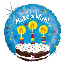 Make a wish 18''