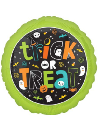 Trick or treat 18''
