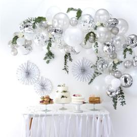 Zilveren Ballonnenboog