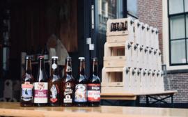 Bestel éénmalig een proeverij (6 bieren)