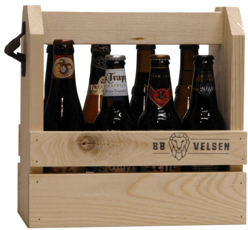 Kleine Brouwerij Toolbox (8 verschillende bieren, excl statiegeld)