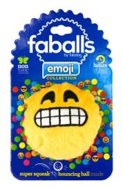 FabDog Grin Emoji Faball M