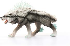 Sneeuwwolf - Schleich Eldrador 42452