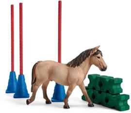 Pony slalom - Schleich 42483