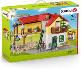 Grote boerderij - Schleich 42407