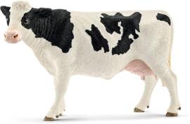 Zwartbont koe - Schleich 13797
