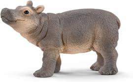 Nijlpaard jong - Schleich 14831