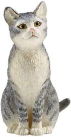 Kat zittend - Schleich 13771