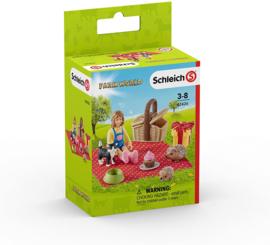 Picnic verjaardag set - Schleich 42426