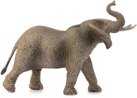 Olifant Afrikaans mannetje - Schleich 14762