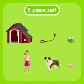 Hondenhok - Schleich 42376