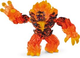 Lava Demon Schleich 70145