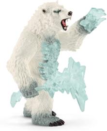Blizzardbeer met wapen Schleich 42510