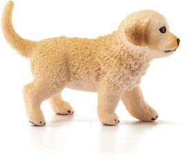 Golden retriever puppy - Schleich 16396