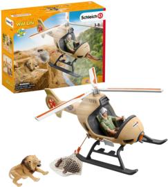 Reddingshelikopter dieren - Schleich 42476