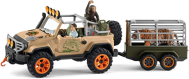 Jeep 4x4 Voertuig - Schleich 42410