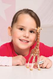 Giraffe mannetje - Schleich 14749
