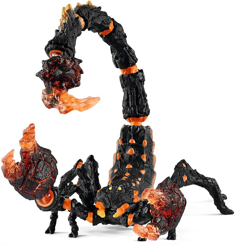 Lava Schorpioen Eldrador - Schleich 70142