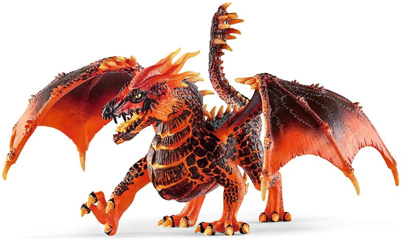 Lava draak Eldrador - Schleich 70138