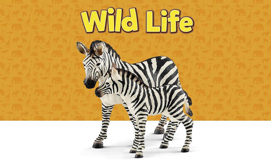 Schleich wilde dieren
