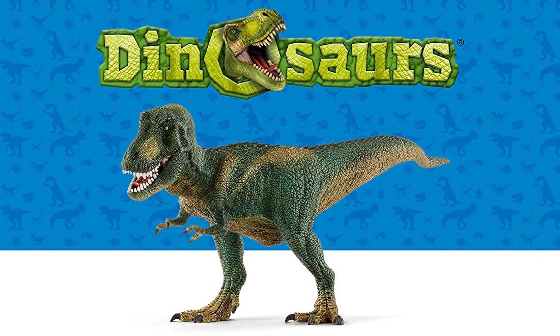 Schleich dinosaurus