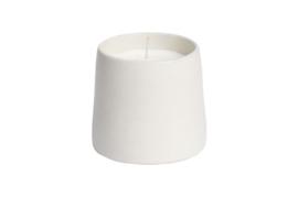 Leeff mug candle - natural