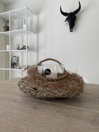 Goround zeegras mand/lantaarn