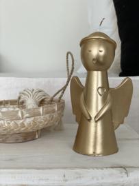 Gouden engel kaars
