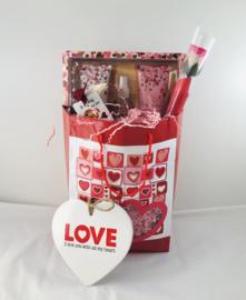 Cosmetica giftbox met keramieken ❤️«Love»