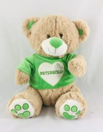 """Teddybeer """"beterschap"""""""