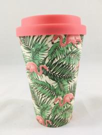 Coffret cadeau friandise. SANS GLUCIDE avec mug en bambou avec manchon à choisir(femmes)