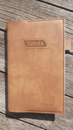 Persoonlijke Notieboek-cover voor bedrijven (prijs op aanvraag)