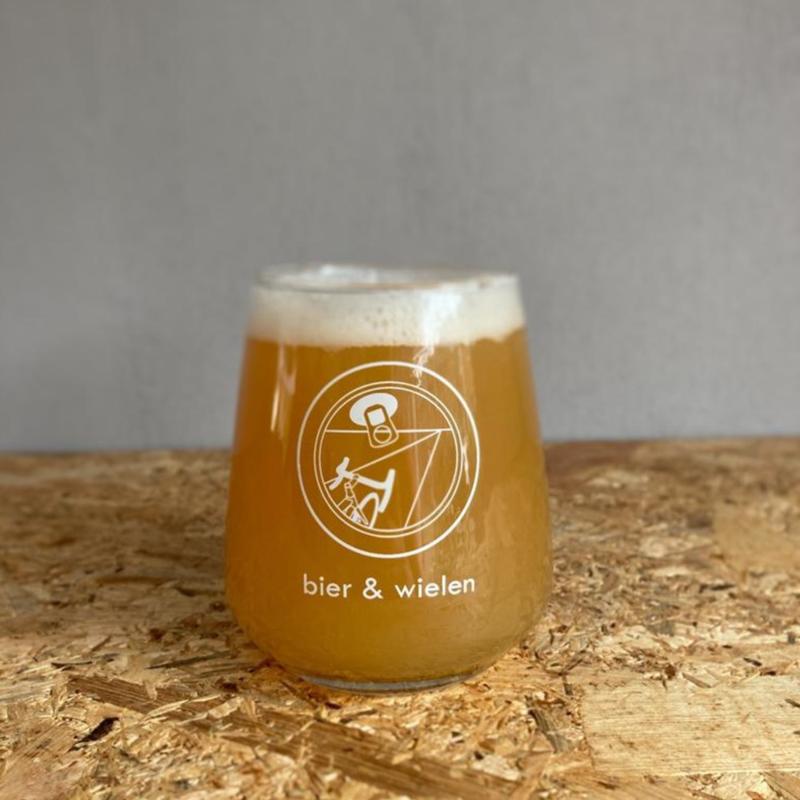 Proefglas bier & wielen