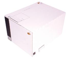 Cleverpack Postpakketbox 7 485X369X269MM Wit