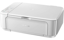 Canon Inktjetprinter Pixma MG3650s wit per stuk