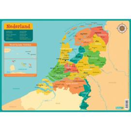 Educatieve onderlegger - Nederland