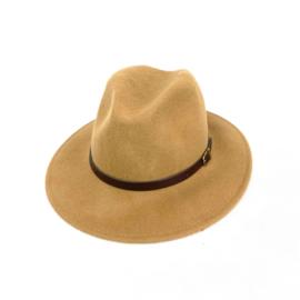 Hat Wool Camel