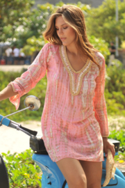 Tunic Bamboo Moonstone Coral